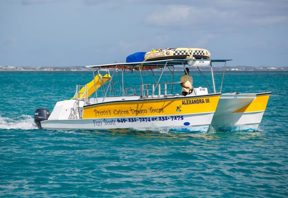 Turks and Caicos Boating