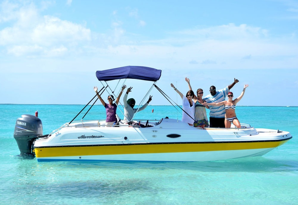 Turks and Caicos Excursion fun with friends