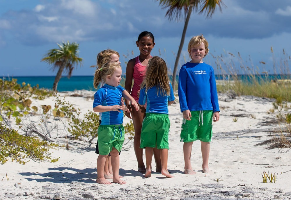 Family Vacation in Turks and Caicos Islands