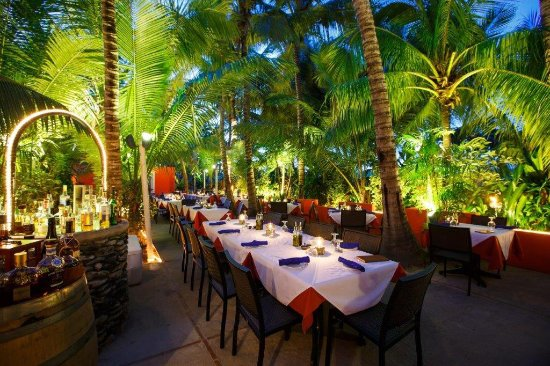 Turks and Caicos Dining